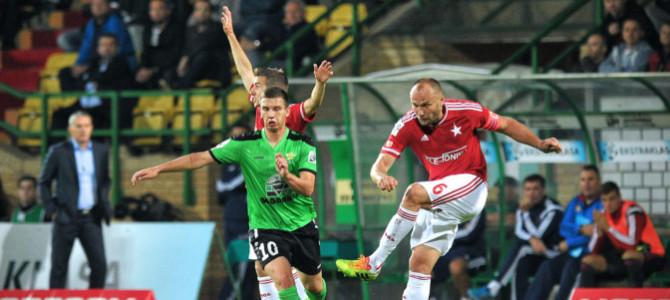 Górnik Łęczna – Wisła Kraków 0-3