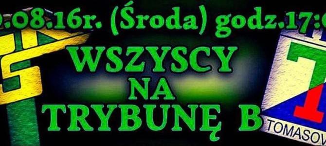 Górnik Łęczna – Tomasovia Tomaszów Lubelski
