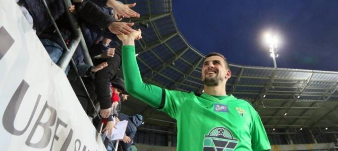 Bartosz Śpiączka: Wtym sezonie wszystkie mecze gramy nawyjeździe