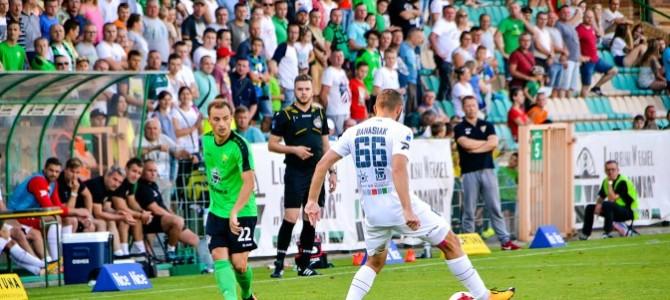 Wigry Suwałki – Górnik Łęczna 0-0