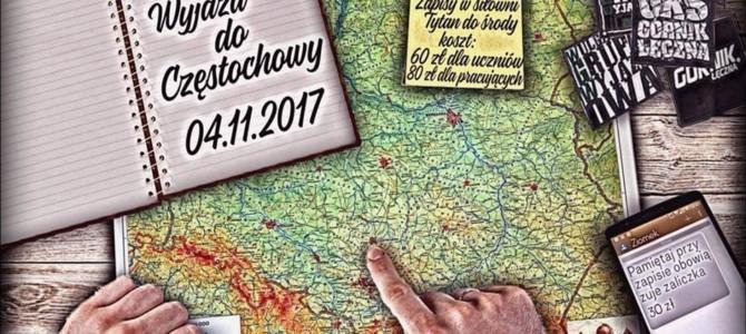 WYJAZD!!! Raków Częstochowa – Górnik Łęczna