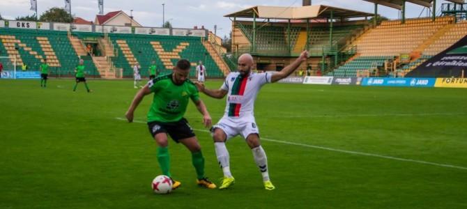 Olimpia Grudziądz – Górnik Łęczna 1-0