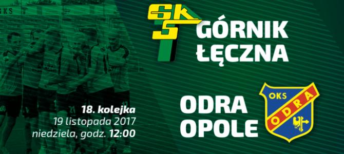 Ostatni mecz Górnika wtym roku wŁęcznej. Bilety po1 zł!