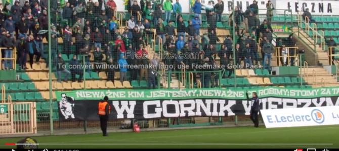 Górnik – GKS Katowice [Wideo zdopingu]