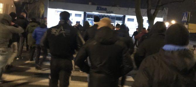 Górnicy nagali MMA wPuławach