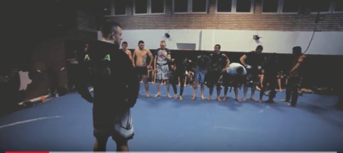 Sekcja MMA zaprasza naprezentację drużyn
