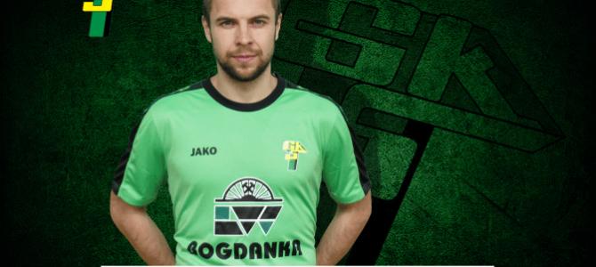 Sergei Mosnikov piłkarzem Górnika