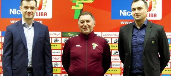 Bogusław Baniak trenerem Górnika!