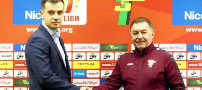 Bogusław Baniak: Chciałbym wyjeżdżać wczerwcu zŁęcznej zpodniesioną głową