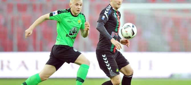 GKS Tychy – Górnik Łęczna 2-0