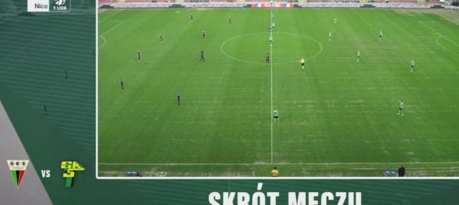 GKS Tychy – Górnik [Skrót meczu]