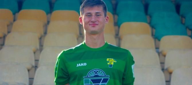 Bartłomiej Kukułowicz piłkarzem Górnika