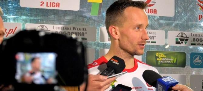 Paweł Wojciechowski: Trener podniósł poziom koncentracji