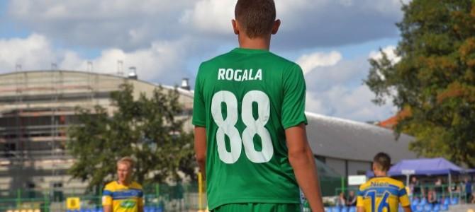 Piotr Rogala: Wiedzieliśmy poco wychodzimy naboisko