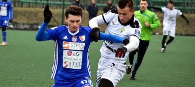 Sparing: Górnik – Pogoń Siedlce 0-2