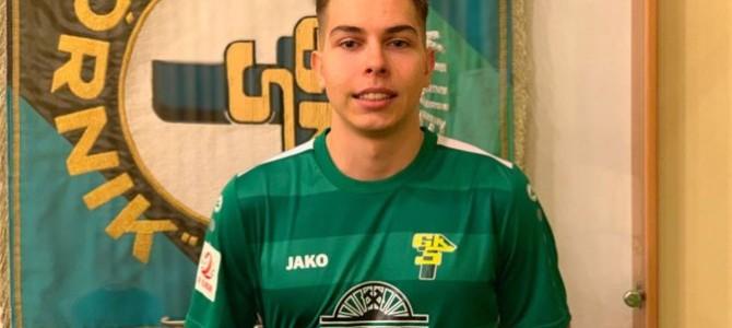 Kacper Jodłowski piłkarzem Górnika!