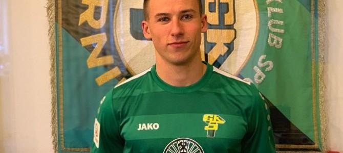 Szymon Klepacki piłkarzem Górnika