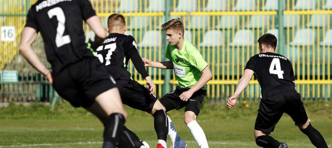 Rozwój Katowice – Górnik Łęczna 0-1