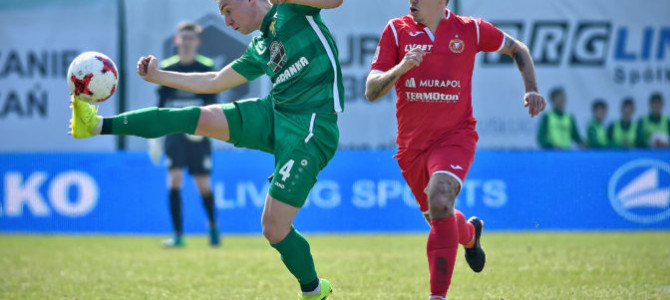 Górnik Łęczna – Widzew Łódź 0-0