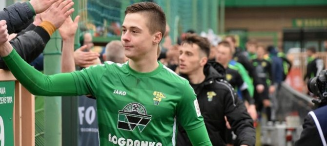 Patryk Rojek przedłużył kontrakt zGórnikiem
