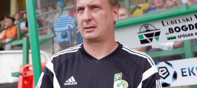 Kamil Kiereś trenerem Górnika, nowy sztab szkoleniowy