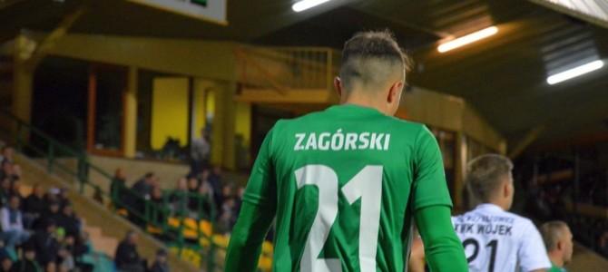 Jakub Zagórski ponownie piłkarzem Górnika