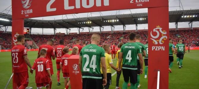 Widzew Łódź – Górnik Łęczna 2-2