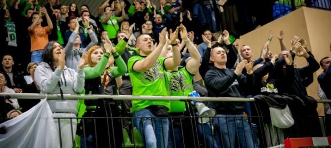 Prezentacja zielono-czarnej rodziny!