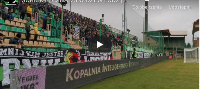 Wideo zdopingu. Górnik vs Widzew.